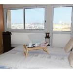 דירת 3 חדרים עם נוף למרינה ולים - נכס מספר 1047
